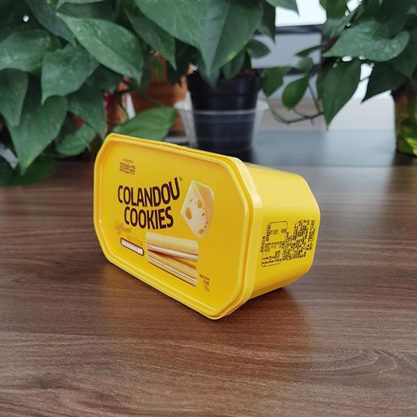 136可兰朵防盗扣饼干盒